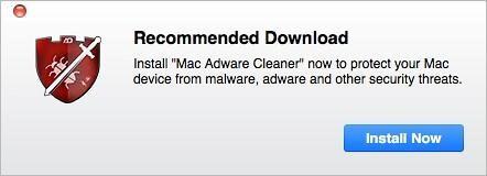 Delete Mac Adware Cleaner