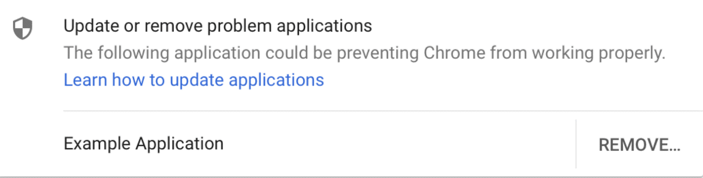 Chrome Puts a Leash