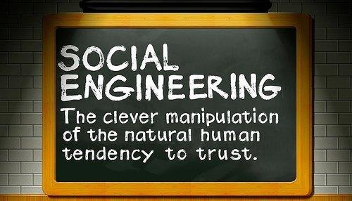 Beware of Social Engineering