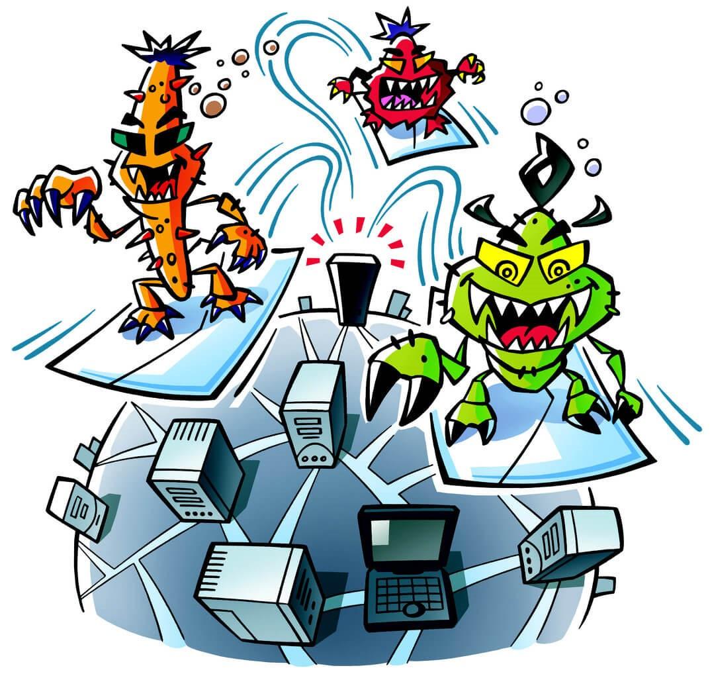 ZeroAccess virus symptoms