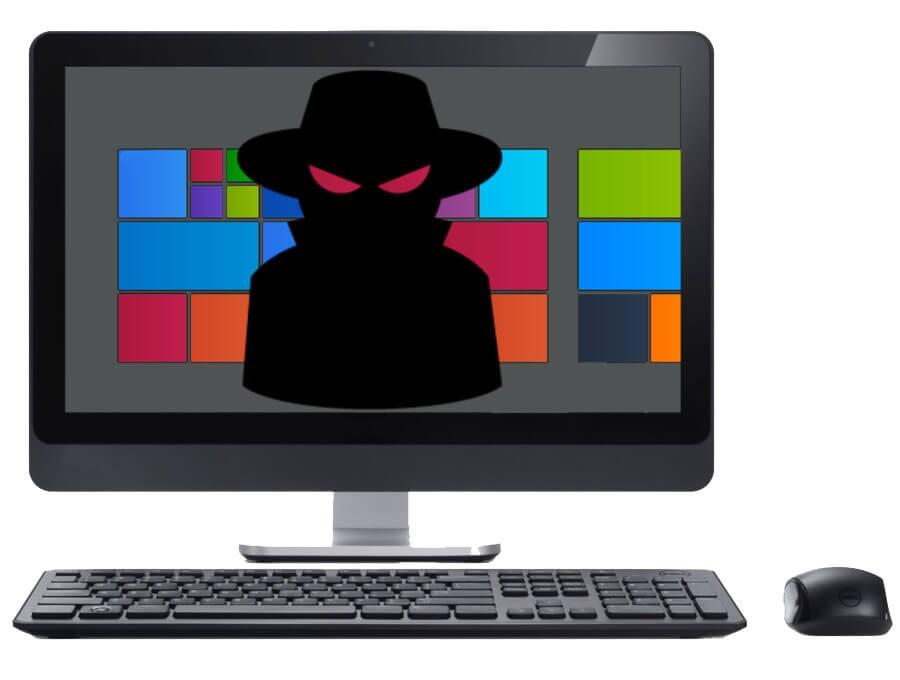 how spyware invade