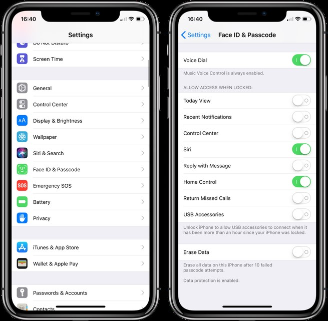 How to Secure Your iPhone & iPad (iOS 12)