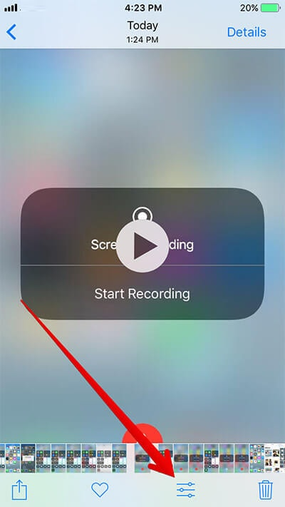 iOS 11 Screen-Recoding-Videos