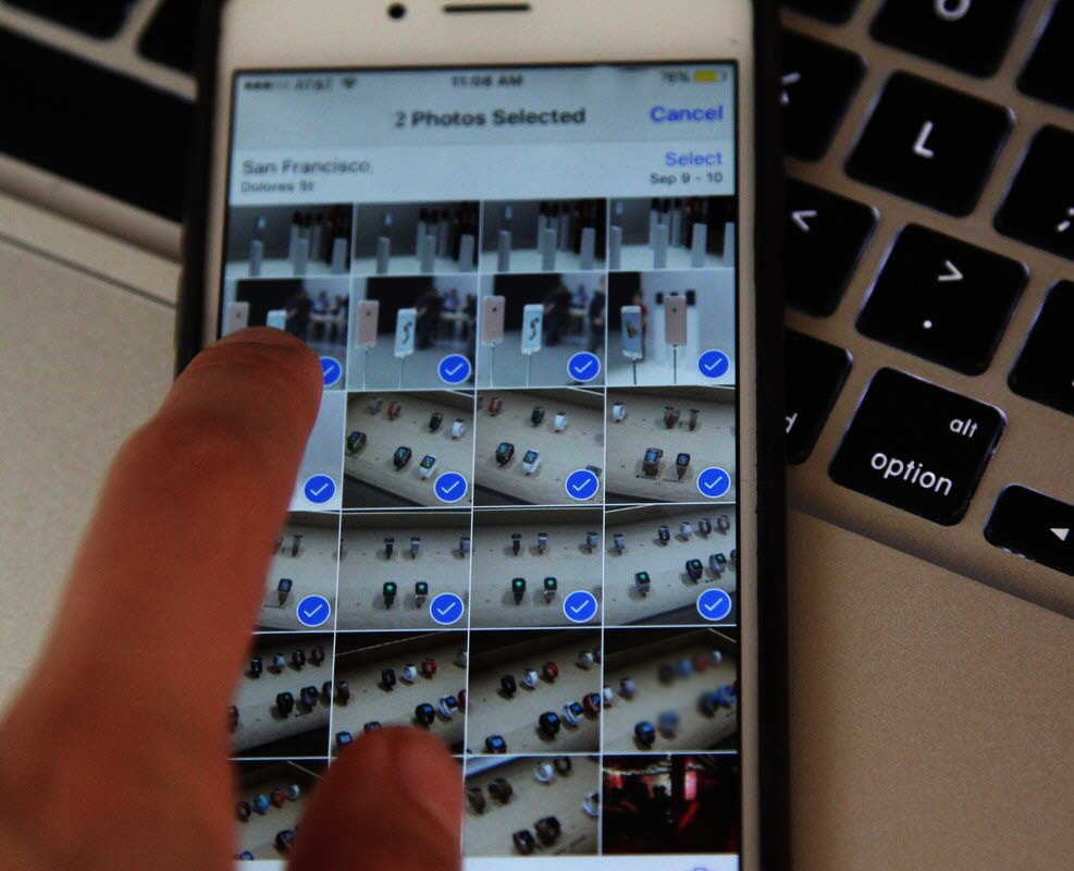 Return-to-the-Album-View Hidden-Gestures-and-Shortcuts-on-the-iPhone