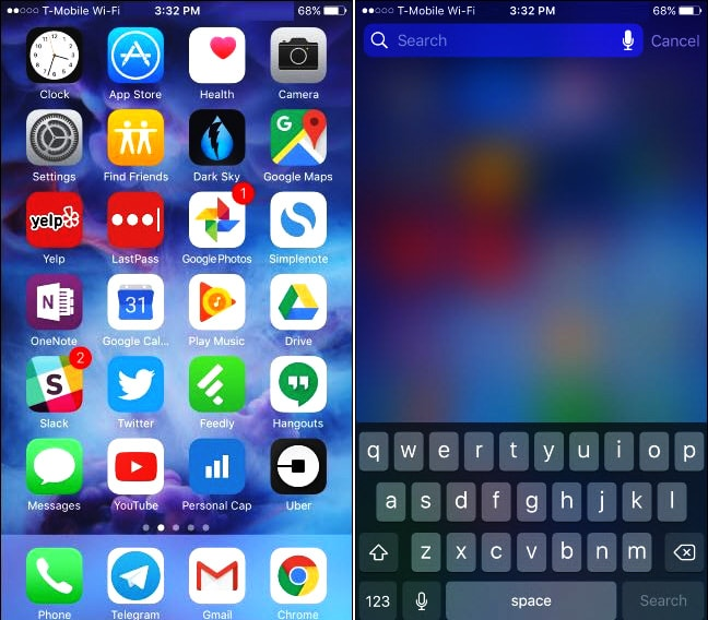 Spotlight-Search Hidden-Gestures-and-Shortcuts-on-the-iPhone-