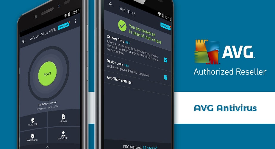 9 Best Security Apps For Android - Free Antivirus For Android