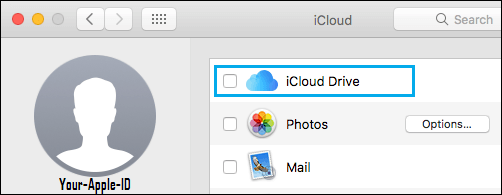 how to make a new icloud on mac