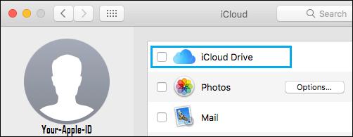 how to make a new icloud on mac