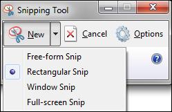 Snip Type