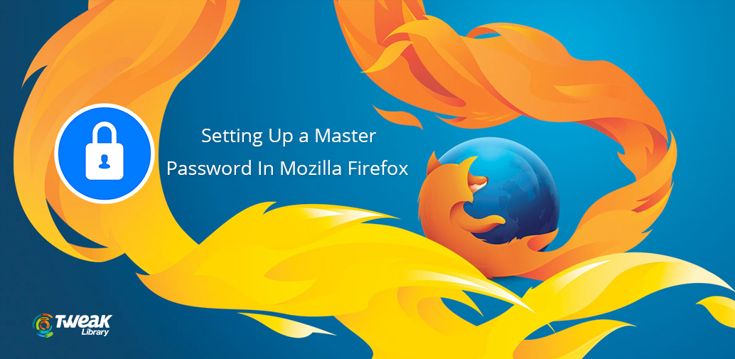 Master Password Firefox