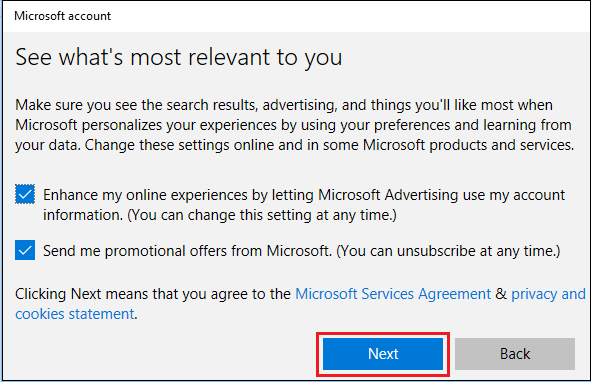 Summary Of Changes To Microsoft Services Agreement Mandegarfo