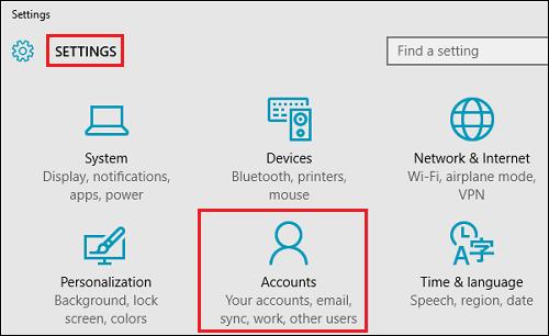 create microsoft account create