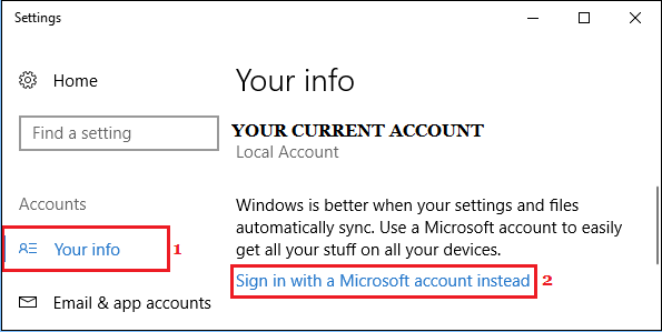 how to make a gmail account microsoft