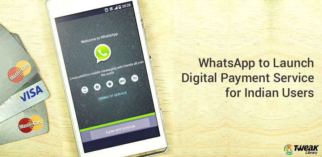 Digital payment by Whatsapp