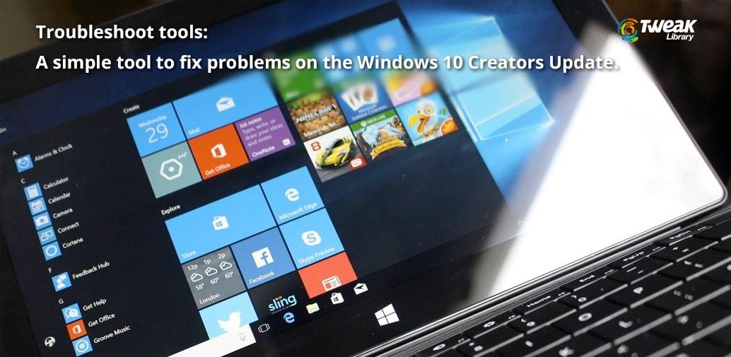 windows-creators-update-troubleshooter-tools